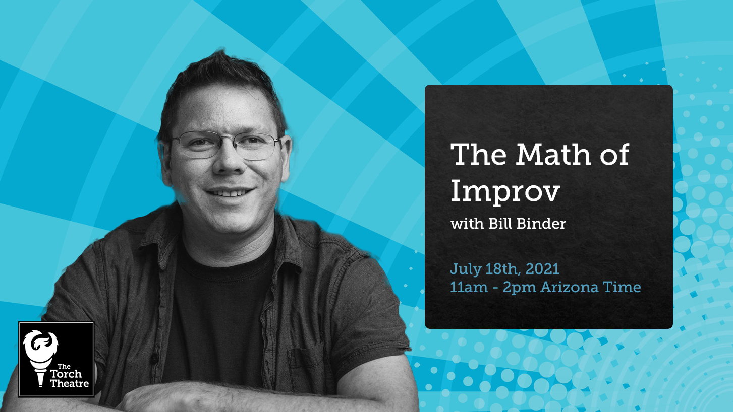 The Math of Improv with Bill Binder